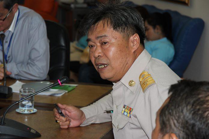 Banglamung District Chief Chakorn Kanjawattana is calling for checks of Pattaya-area security cameras.