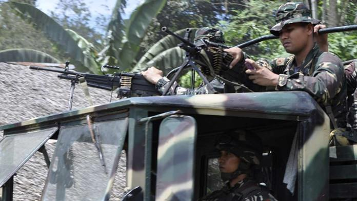 Philippine soldiers killed in clash