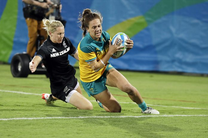 CSU rugby player Pinkelman starts for US Olympic team