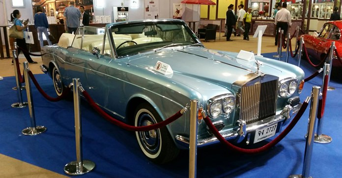 Rolls Royce Corniche 1.