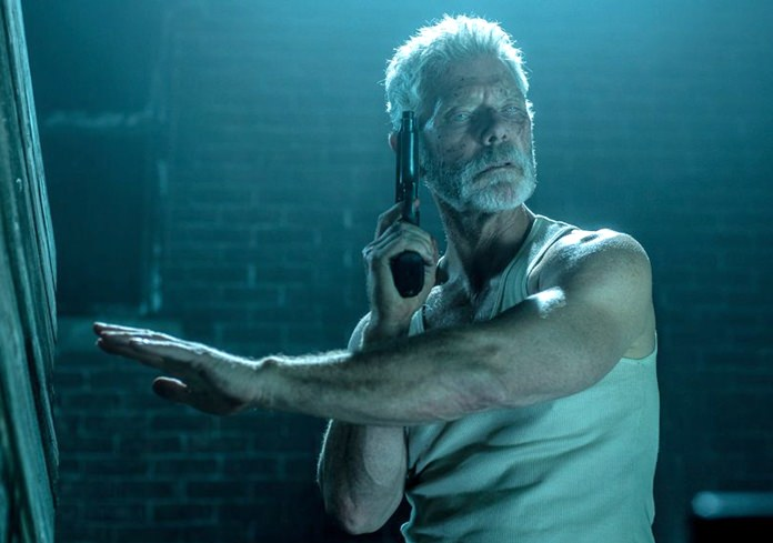 "Stephen Lang is shown in a scene from ""Don't Breathe."" (Gordon Timpen/Sony/Screen Gems via AP)"