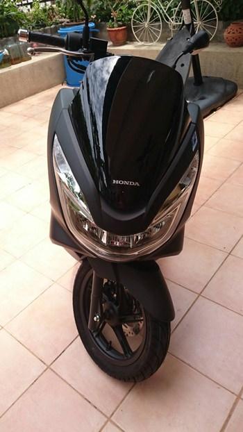 Top raffle prize: Honda PCX 150.