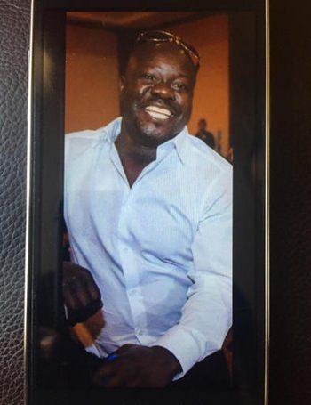 Alfred Olango, the Ugandan refugee killed Tuesday, Sept. 27, 2016, in El Cajon, Calif. (Olango Family via AP)