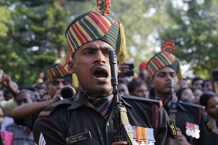 India's Border Force Refutes Reports of Pakistani Troop Mobilization