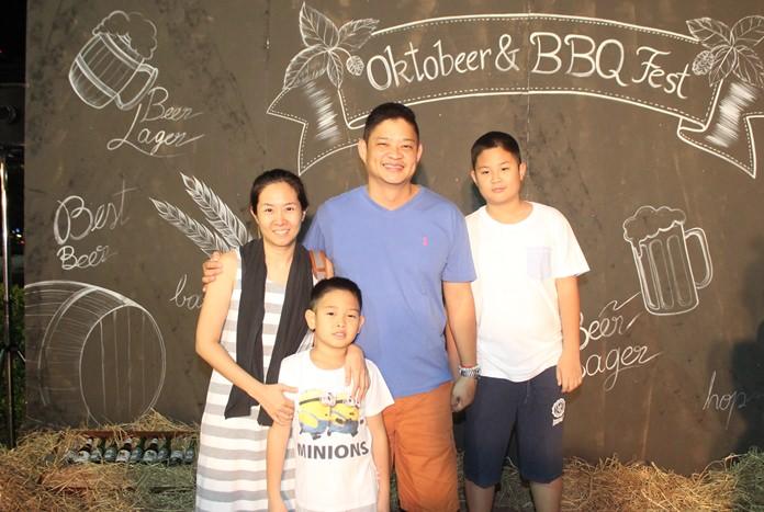 Okto-fun for the whole family.
