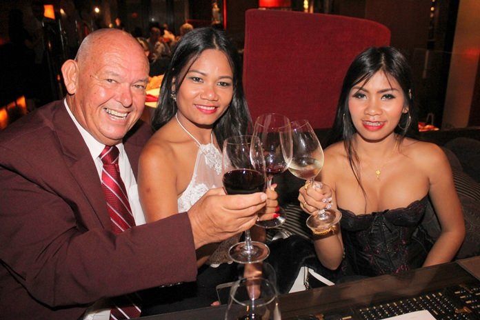 Guests were treated to an excellent Amari Wine & Dine Experience