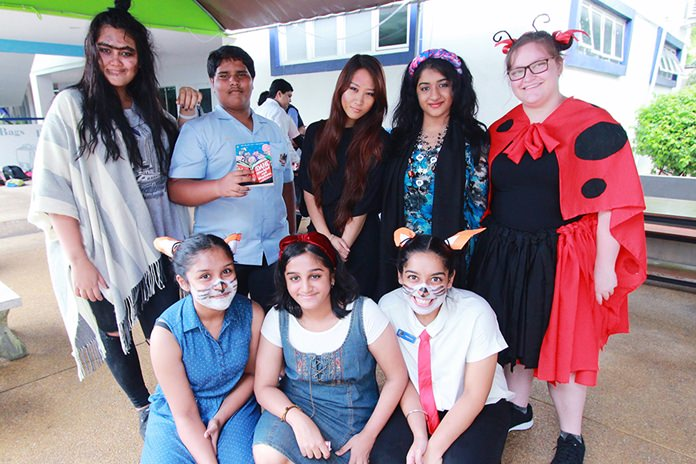 GIS Prefects and IB helpers organised a great Roald Dahl Day.