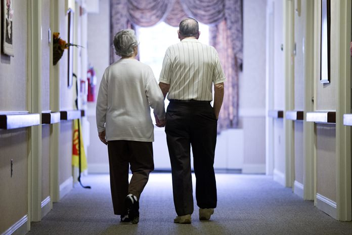 It's not too late to get moving: Simple physical activity, mostly walking, helped high-risk seniors stay mobile after disability-inducing ailments even if, at 70 and beyond, they'd long been couch potatoes. (AP Photo/Matt Rourke, File)