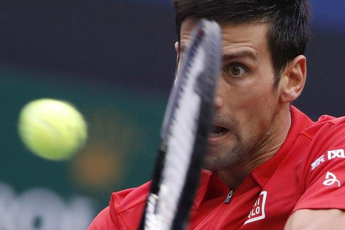 Shanghai Master: Djokovic Out, Murray Through To Final