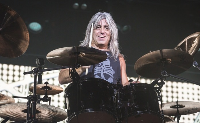 Ex-Motorhead drummer Mikkey Dee has made a seamless switch to the Scorpions.