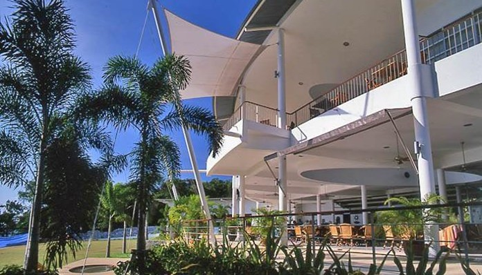 The Royal Varuna Yacht Club in Pattaya – a lasting legacy of His Majesty the King's passion for sailing.