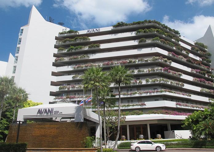 Minor Hotels rebranded the Pattaya Marriott Resort & Spa to Avani Pattaya Resort & Spa on November 1, 2016.