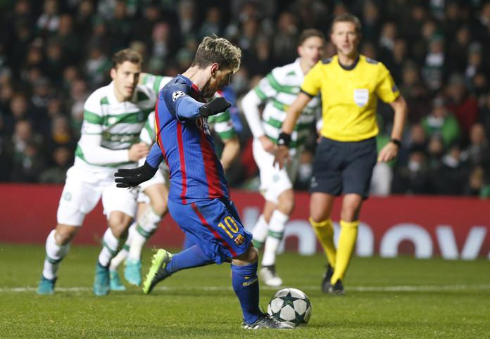 Rodgers: Celtic could beat Barca…if we had Messi