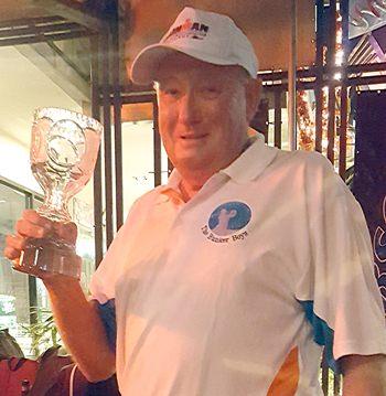 Bunker champion - Robby Watts.