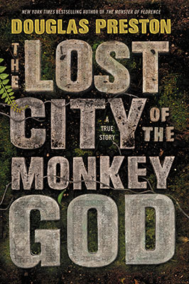 Book Review The Lost City of the Monkey God