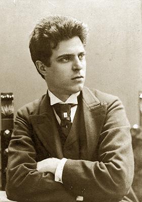 Pietro Mascagni.