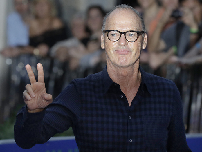 Michael Keaton. (AP Photo/Kirsty Wigglesworth/File)