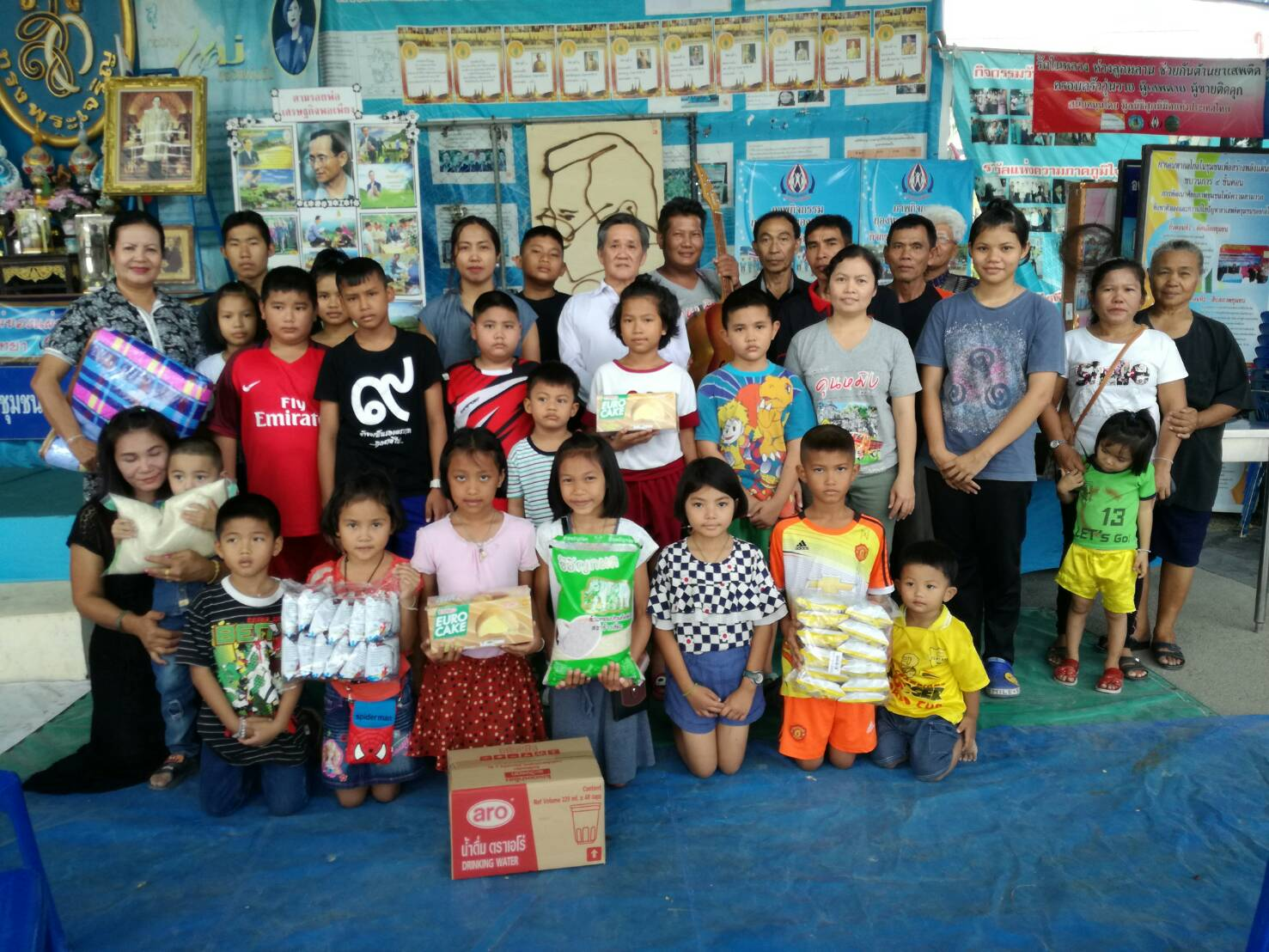 The Christian Club of Pattaya has begun teaching English to youths from the Soi Kophai Community every Saturday.