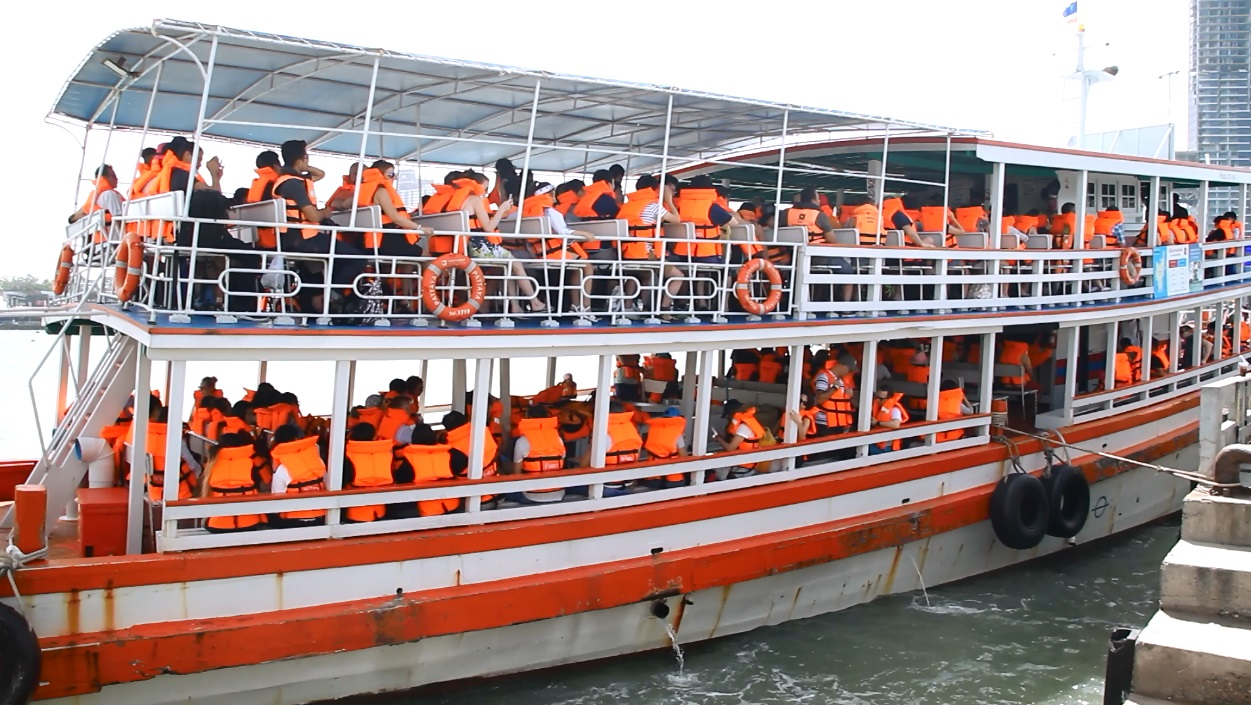 Boat operators were said to be in compliance with safety regulations requiring all passengers to wear life jackets.