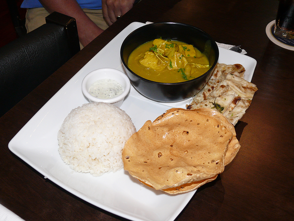 English curry.