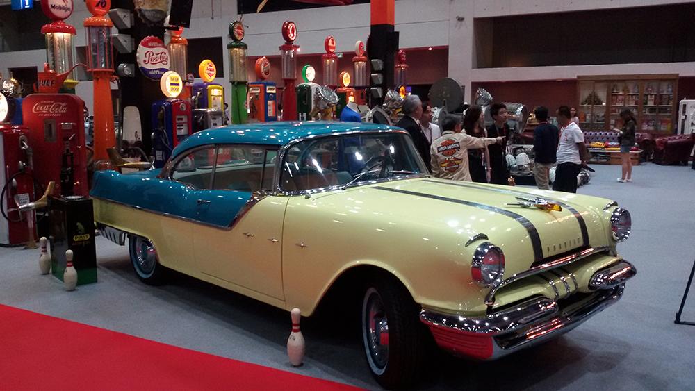 1955 Pontiac 'Star Chief' 2 Door Hardtop