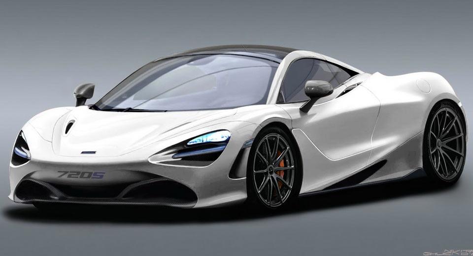 McLaren 720 S.