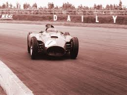 Fangio drifting before the Japanese even thought about it.