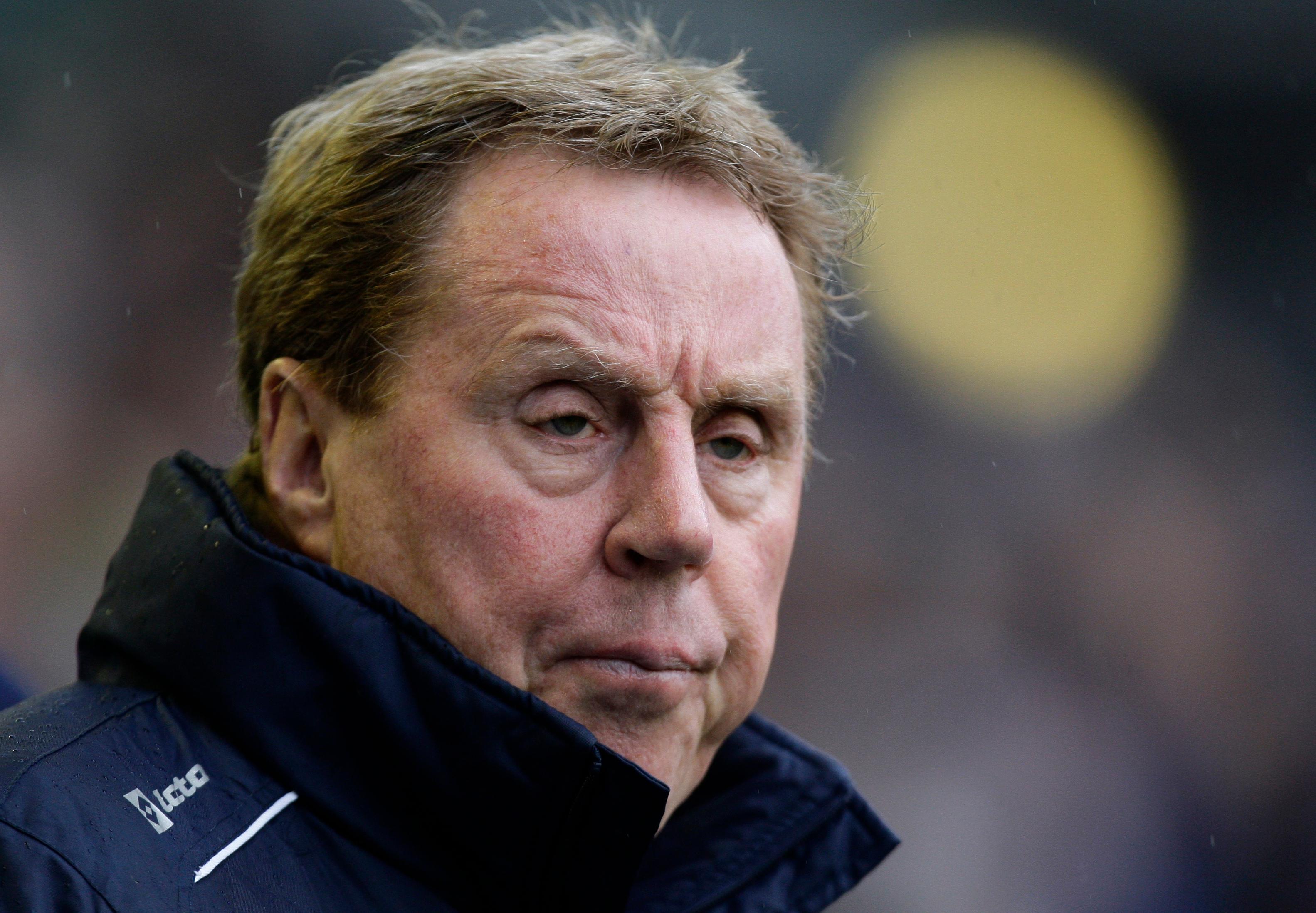 Harry Redknapp Takes Birmingham Managerial Job