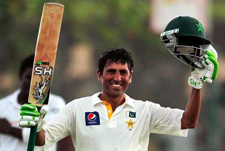 Pakistan's Younis Khan. (AP Photo)