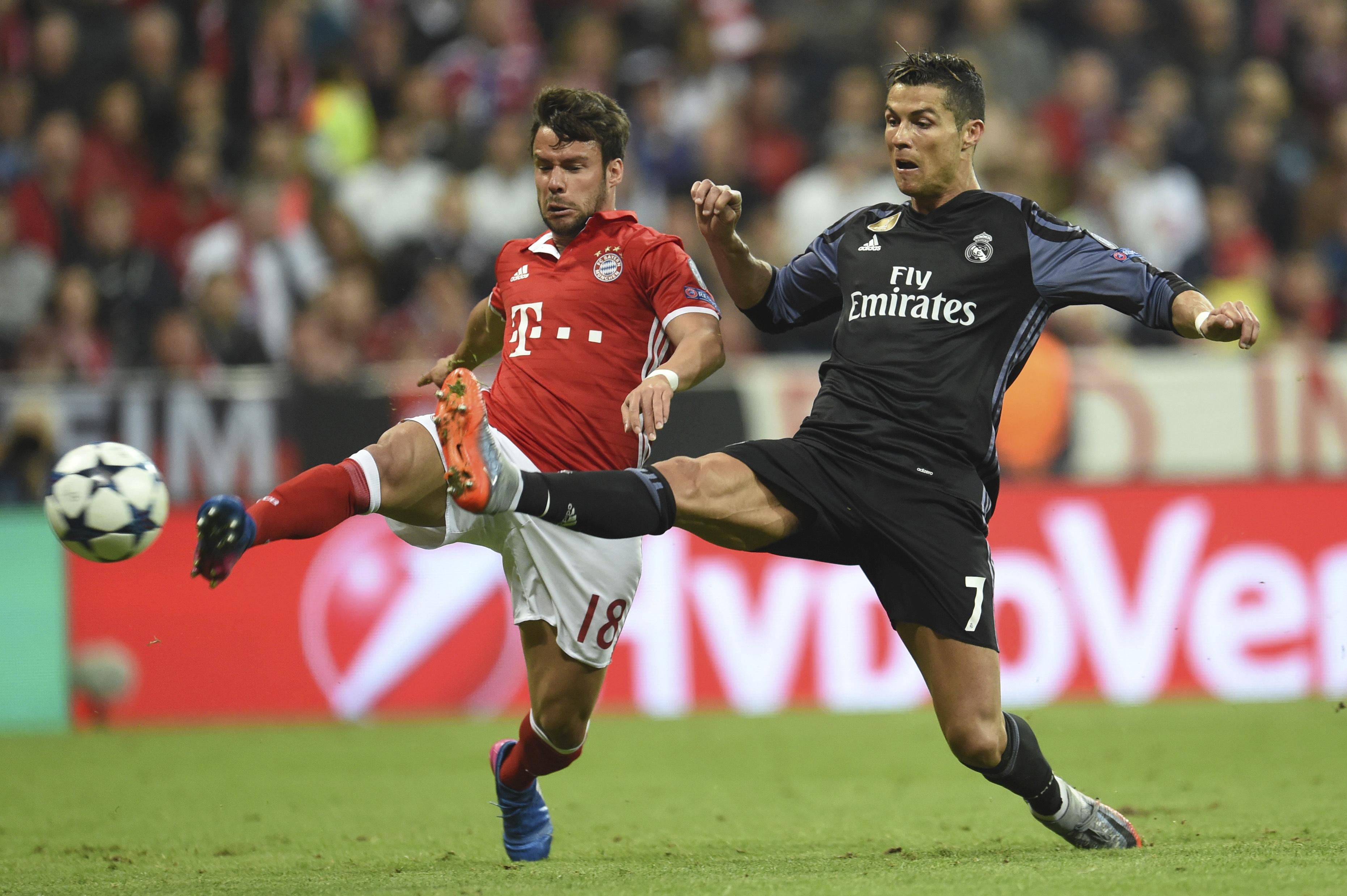 Real Madrid's Cristiano Ronaldo on his 100th European goal - News