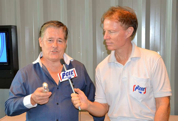 Member Ren Lexander interviews David Smith about his presentation to the PCEC. To view the video.