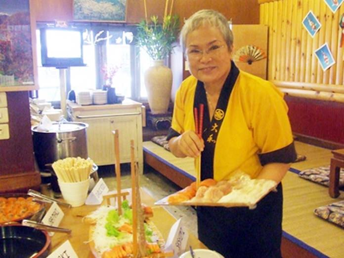 Rattana keeping Yamato true to its Japanese heritage for the past 38 years.