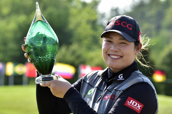 Brilliant Ariya on top of world with Manulife Classic win