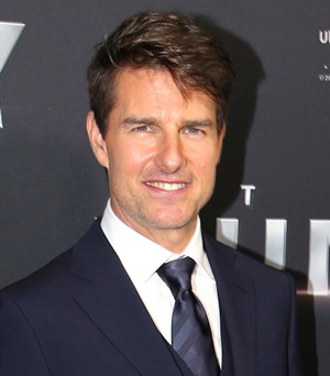 Tom Cruise. (AP Photo/Rick Rycroft)