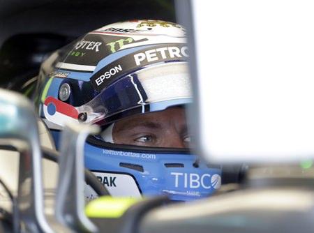 Valtteri Bottas remains uncertain about his Mercedes future