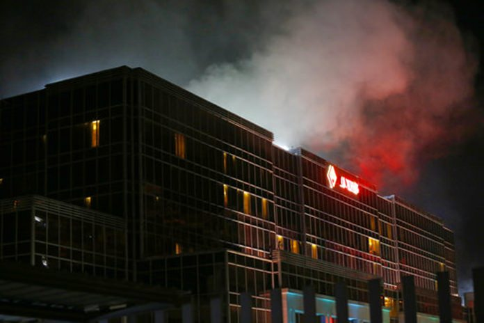 36 people suffocate after gunman sets fire to casino in Philippines