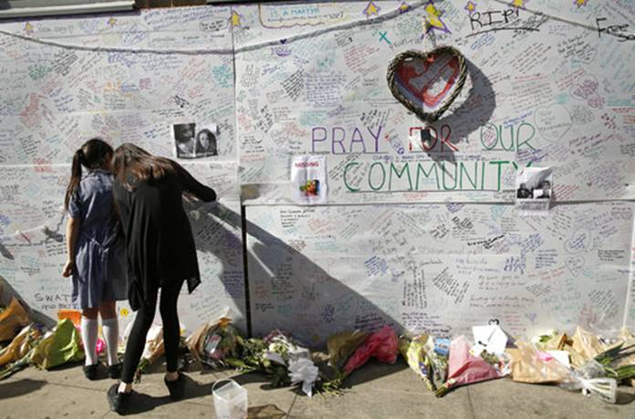 Some victims of Grenfell Tower fire may never be identified, police warn