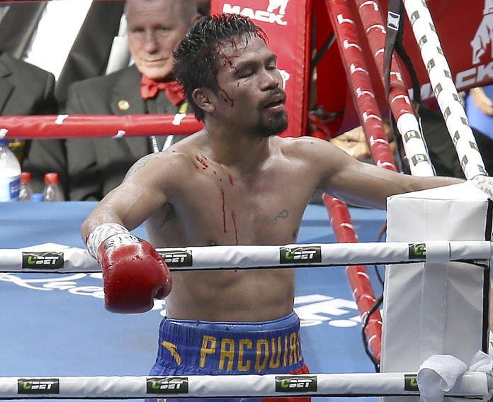 Horn tells Pacquiao: 'You have my ultimate respect'