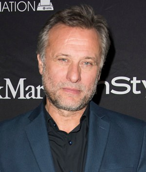 Swedish actor Michael Nyqvist is shown in this Sept. 12, 2015 file photo. (Photo by Arthur Mola/Invision/AP)