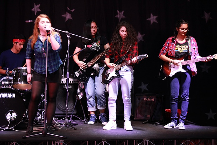 These Year 10 students sounded great!