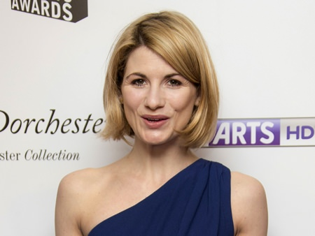 British actress Jodie Whittaker. (Photo by Joel Ryan/Invision/AP)