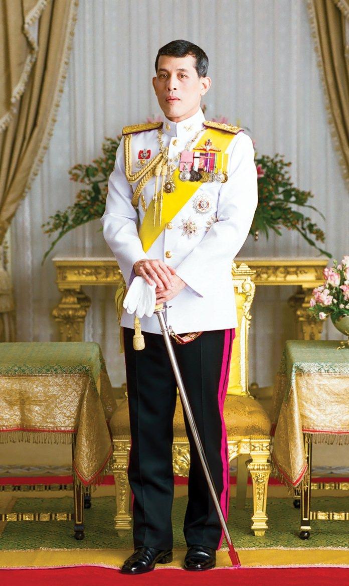 Royal Auto Group >> Long Live His Majesty King Maha Vajiralongkorn Bodindradebayavarangkun - Pattaya Mail