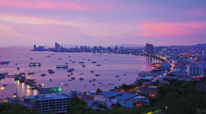 Pattaya, Chon Buri.