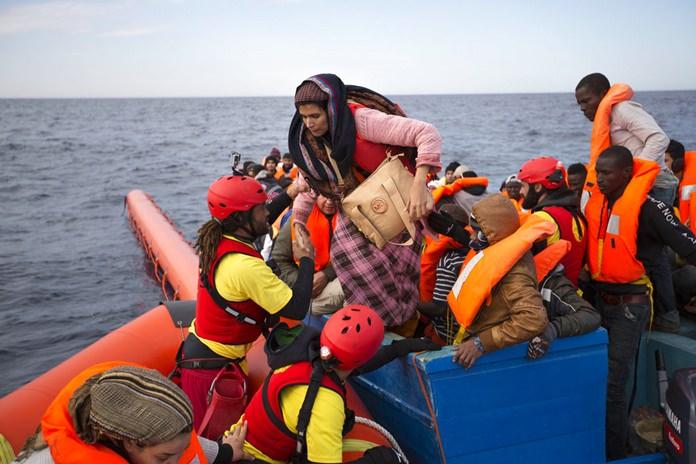 Migrant death toll at 2245