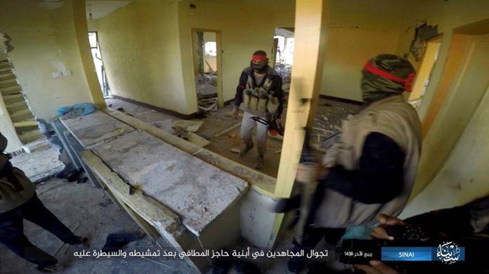 2 policemen killed, 9 injured in Al-Arish checkpoint bomb attack