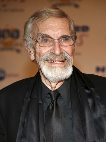 In this March 2, 2014, file photo, Martin Landau arrives at the 24th Night of 100 Stars Oscars Viewing Gala at The Beverly Hills Hotel in Beverly Hills, California.(Photo by Annie I. Bang /Invision/AP, File)