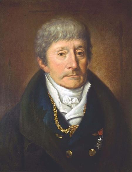 Antonio Salieri. (by Joseph Willibrord Mähler)