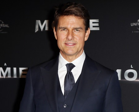 Mission: Impossible star Tom Cruise. (AP Photo/Francois Mori)