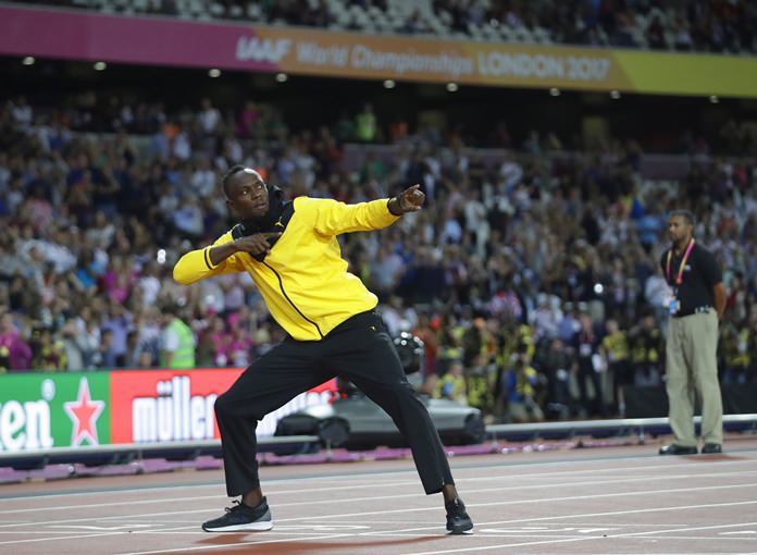 Jamaica Teammates Blame London Organisers For Usain Bolt's Injury