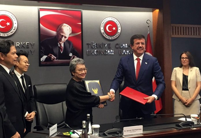 Thailand And Turkey Move Ahead With Fta Negotiation Pattaya Mail